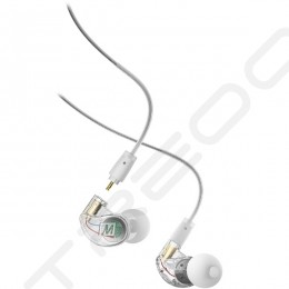 MEE Audio M6 PRO 2nd generation In-Ear Earphone with Mic - Clear