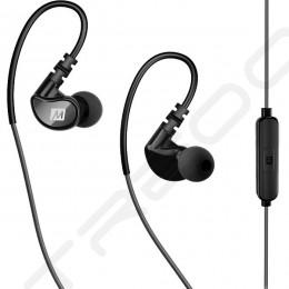 MEE Audio X1 In-Ear Earphone with Mic - Black