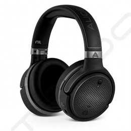 Audeze Mobius Planar Magnetic Gaming Wireless Bluetooth Over-the-Ear Headphone with Mic - Team Black