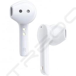 Monster Clarity 550 LT True Wireless Bluetooth In-Ear Earphone with Mic - White