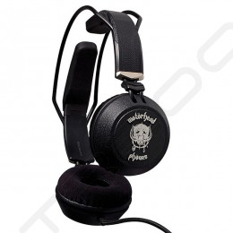 Motörheadphönes Bomber On-Ear Headphone with Mic