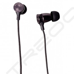 Motörheadphönes Overkill In-Ear Earphone with Mic - Black