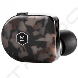 Master & Dynamic MW07 True Wireless Bluetooth In-Ear Earphone with Mic - Grey Terrazzo