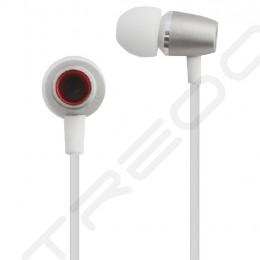Nakamichi NMCE300 In-Ear Earphone with Mic - Silver