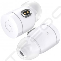 Crazybaby Nano 1S True Wireless In-Ear Earphone with Mic -White