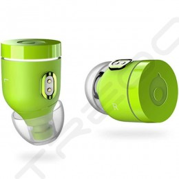 crazybaby Air (NANO) True Wireless Bluetooth In-Ear Earphone with Mic - Volt Green