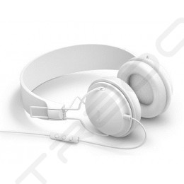 NOCS NS300 Street On-Ear Headphone with Mic - White