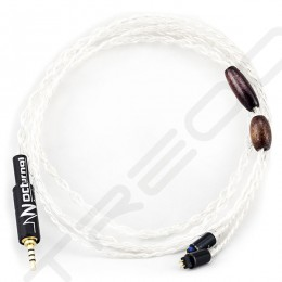 NocturnaL Audio Acrux 4-conductor Silver Custom Cable