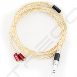 NocturnaL Audio Altair (Celestial Series) 4-conductor Gold Plated Copper Custom Cable