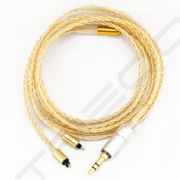 NocturnaL Audio Altair 8-conductor Gold Plated Copper Custom Cable