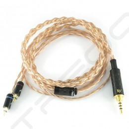 NocturnaL Audio Gravis (EVO Series) 4-conductor Litz Copper Custom Cable
