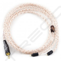 NocturnaL Audio Hydra V2 8-conductor Silver+Copper Hybrid Custom Cable