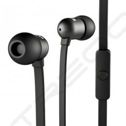 NOCS NS400 Aluminum In-Ear Earphone with Mic - Black