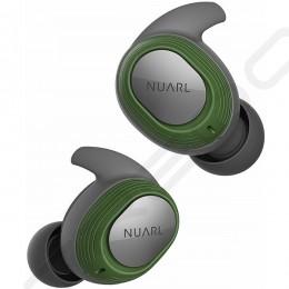 NUARL NT100 True Wireless Bluetooth In-Ear Earphone with Mic - Green