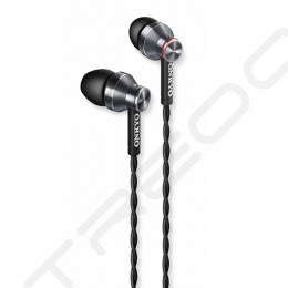 Onkyo E300 In-Ear Earphone - Black