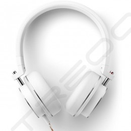 Onkyo H500M On-Ear Headphone with Mic - White