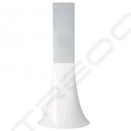 Parrot Zikmu SOLO by Starck Wireless Bluetooth Dock 1.0 Speaker System - Arctic White