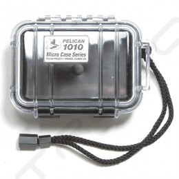 Pelican 1010 Micro Case - Clear Black