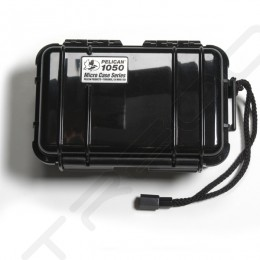Pelican 1050 Micro Case - Solid Black