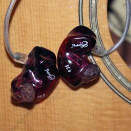 Perfect Seal Professional Series PS4 4-Driver Custom In-Ear Monitor