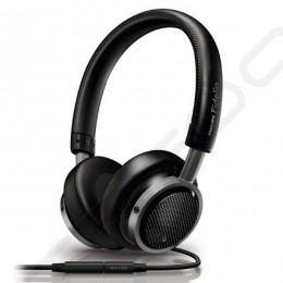 Philips Fidelio M1 Over-the-Ear Headphone with Mic - Black