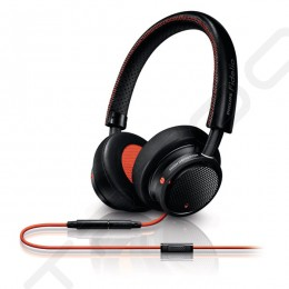 Philips Fidelio M1 Over-the-Ear Headphone with Mic - Orange