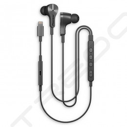 Pioneer RAYZ Plus SE-LTC5R Noise-cancelling Lightning In-Ear Earphone with Mic - Graphite