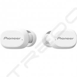 Pioneer SE-C5TW True Wireless Bluetooth In-Ear Earphone with Mic - White