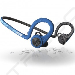Plantronics BackBeat Fit Wireless Bluetooth Neckband In-Ear Earphone with Mic - Power Blue