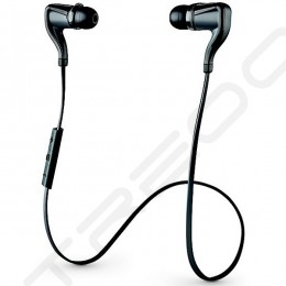 Plantronics BackBeat GO 2 Wireless Bluetooth In-Ear Earphone with Mic - Black