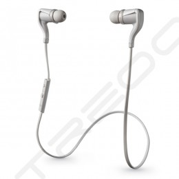 Plantronics BackBeat GO 2 Wireless Bluetooth In-Ear Earphone with Mic - White