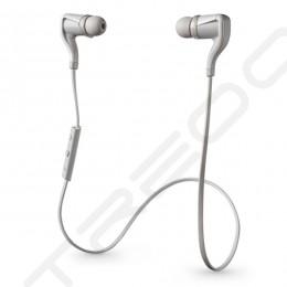 Plantronics BackBeat GO 2 Wireless Bluetooth In-Ear Earphone with Mic - White