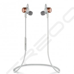 Plantronics BackBeat GO 3 Wireless Bluetooth In-Ear Earphone with Mic - Copper Gray