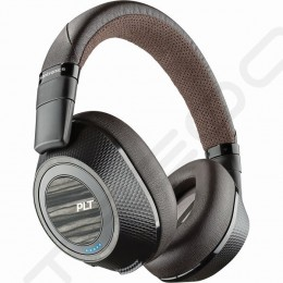 Plantronics BackBeat PRO 2 Wireless Bluetooth Noise-Cancelling Over-the-Ear Headphone with Mic - Black Tan
