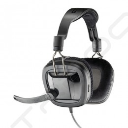 Plantronics GameCom 388 Over-Ear Gaming Headphones with Mic