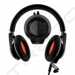 Plantronics RIG Gaming VOIP Over-the-Ear Headset with Mic - Black