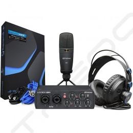 PreSonus AudioBox USB 96 Studio (25th Anniversary Edition) USB Audio Interface Set