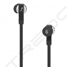Puma El Diego Dos In-Ear Earphone with Mic - Black