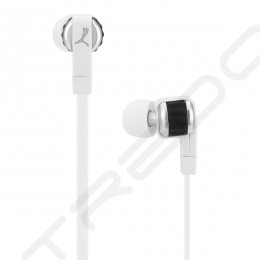 Puma El Diego Dos In-Ear Earphone with Mic - White