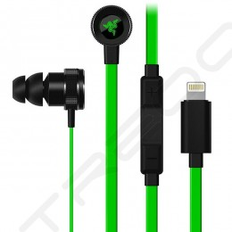 Razer Hammerhead iOS Lightning In-Ear Earphone with Mic - Black