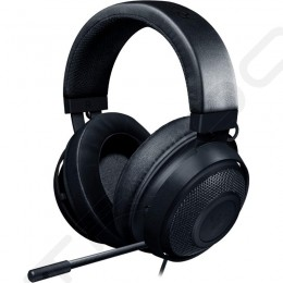 Razer Kraken 3.5mm Multi-Platform Over-the-Ear Gaming Headset with Mic - Classic Black