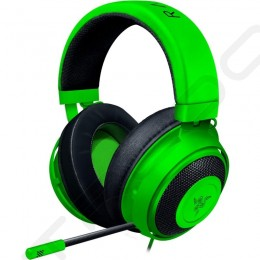 Razer Kraken 3.5mm Multi-Platform Over-the-Ear Gaming Headset with Mic - Razer Green