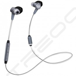 SOUL Run Free Pro Bio Voice Coaching Wireless Bluetooth  In-Ear Earphone with Mic - Grey