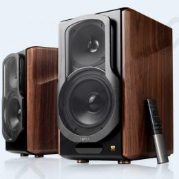 Edifier S2000 MKIII Wireless Bluetooth 2.0 Bookshelf Speakers