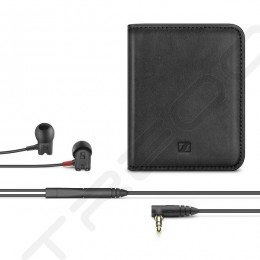 Sennheiser IE 800 S Universal In-Ear Earphone with Mic - Black