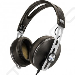 Sennheiser MOMENTUM Around-Ear (M2 AE) Over-the-Ear Headphone with Mic - Black
