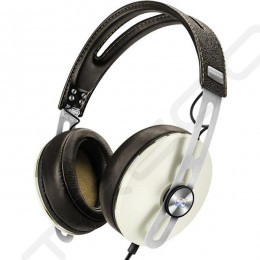Sennheiser MOMENTUM Around-Ear (M2 AE) Over-the-Ear Headphone with Mic - Ivory