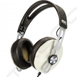 Sennheiser MOMENTUM Around-Ear (M2 AE) Over-the-Ear Headphone with Mic - Ivory