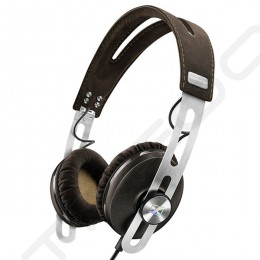 Sennheiser MOMENTUM On Ear (M2 OE) On-Ear Headphone with Mic - Brown