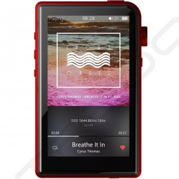 Shanling M2s Digital Audio Player - Red (Special Edition)